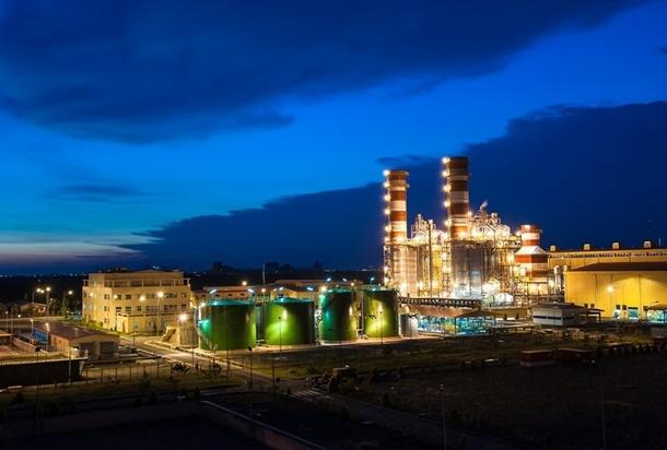 Nhà máy điện Tuabin khí chu trình hỗn hợp kết hợp khai thác năng lượng mặt trời