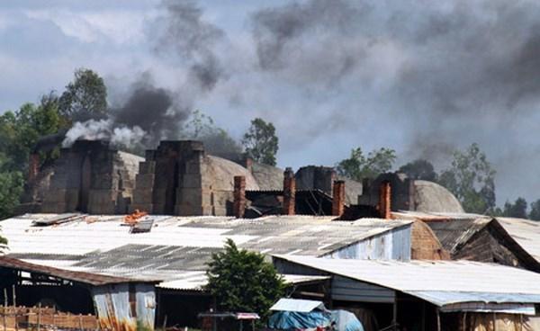 Làm sạch môi trường các làng nghề ô nhiễm ở Hà Nội