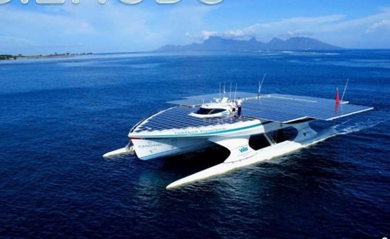 Khai thác nguồn năng lượng đại dương và mặt trời