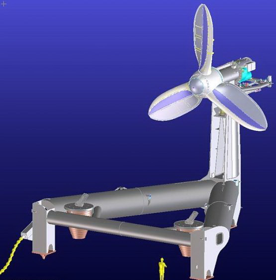 Điện thủy triều - Giải pháp mới cho nhu cầu năng lượng