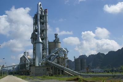 Khảo sát tại Công ty Xi măng Vĩnh Sơn